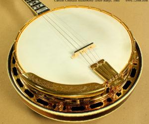 Gibson Granada Mastertone Tenor Banjo 1984 (consignment) No Longer Available