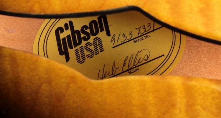 Gibson-Herb-Ellis-ES-165-1997-label
