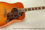 2010 Gibson Hummingbird Steel String Acoustic (SOLD)