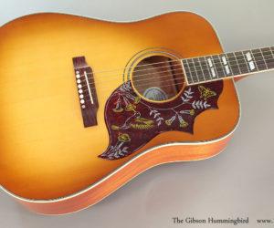 The Gibson Hummingbird