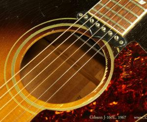 1967 Gibson J-160E  SOLD