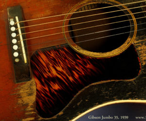 Gibson Jumbo 35 1939 (consignment) SOLD