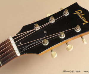 1953 Gibson J-50 (consignment) No Longer Available