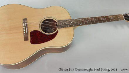 Gibson-J-15-Dreadnought-Steel-String-2014-Full-Front-View