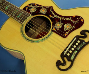 NO LONGER AVAILABLE!!! Gibson J-200M Blondes