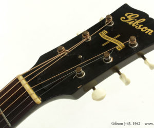 1944 Gibson J-45 (consignment) SOLD