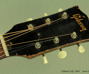Gibson J-45, 1949  No Longer Available