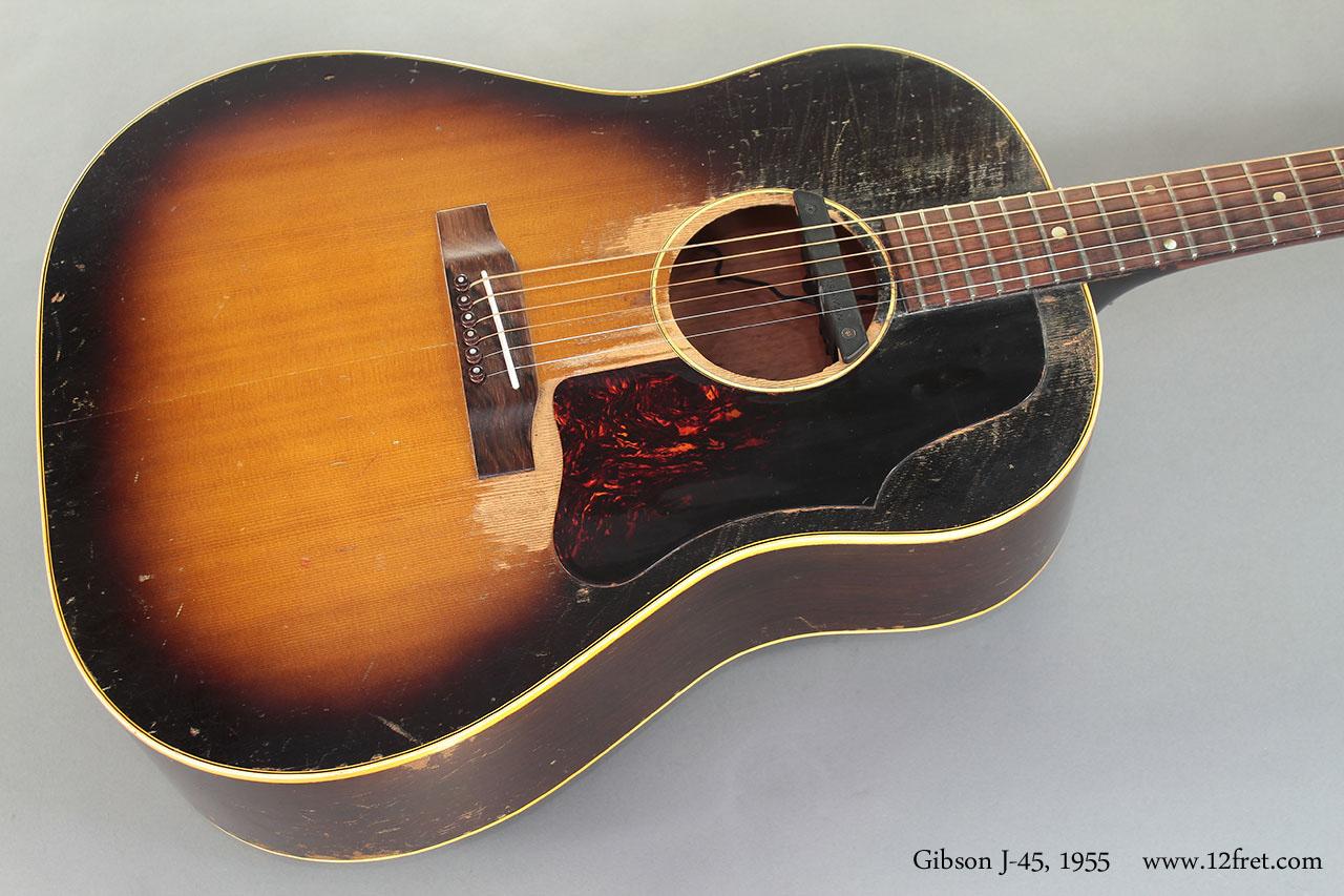 Dating Gibson j-45 serie nummer