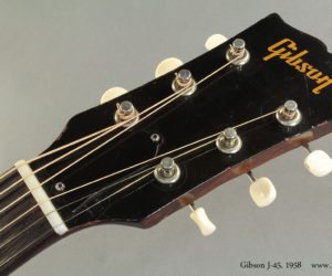 1958 Gibson J-45 (NO LONGER AVAILABLE)