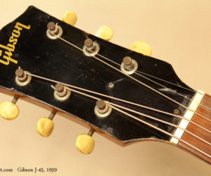 1959 Gibson J45 (consignment) NO LONGER AVAILABLE