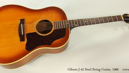Gibson-J-45-Steel-String-Guitar-1966-Full-Front-VIew