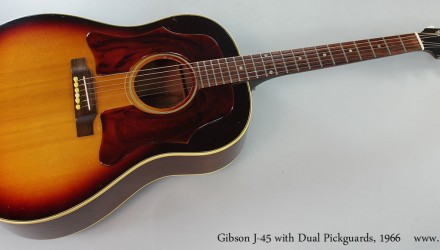Gibson-J-45-with-Dual-Pickguards-1966-Full-Front-View
