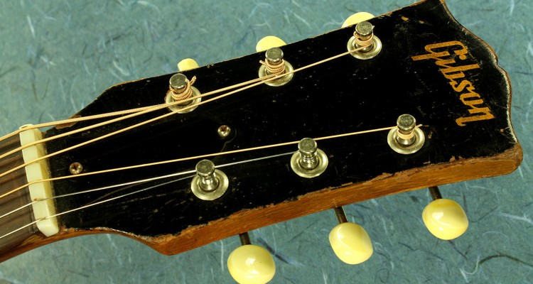 Gibson-J-50-1950-head-front