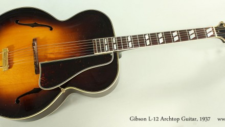 Gibson-L-12-Archtop-Guitar-1937-Full-Front-View