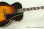 SOLD!!! 1937 Gibson L-12 Archtop Guitar