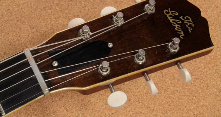 1927-Gibson-L-4-Archtop-Guitar-head-front-view