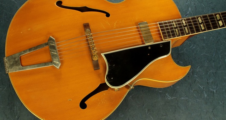 Gibson-L-4C-1952-top