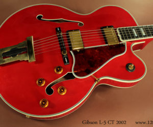 Gibson L-5 CT, 2002 (consignment)  SOLD