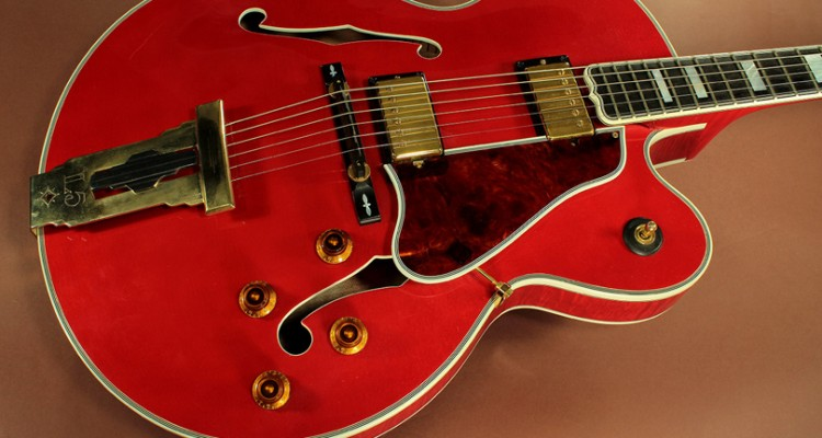 Gibson-L-5-CT-2002-top