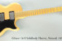 NO LONGER AVAILABLE! 1976 Gibson L6-S  Solidbody Electric Natural