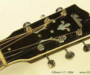 1934 Gibson L-7 Archtop Acoustic  (consignment) SOLD