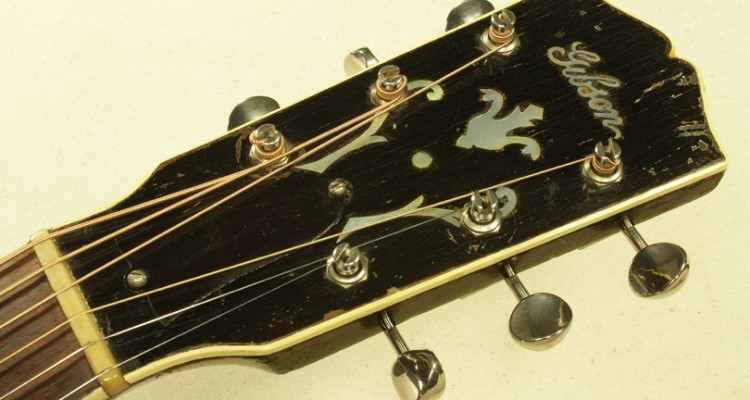 Gibson-L-7-Archtop-1934-head-front