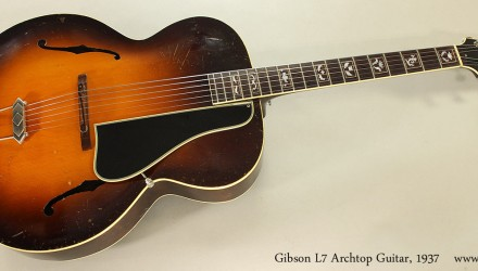 Gibson-L7-Archtop-Guitar-1937-Full-Front-View