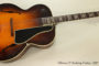 SOLD!!! 1937 Gibson L7 Archtop Guitar