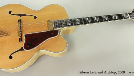 Gibson-LeGrand-Archtop-2008-Full-Front-View