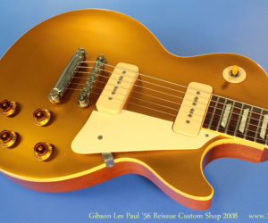Gibson Les Paul '56 Reissue Custom Shop 2008 (consignment) No Longer Available