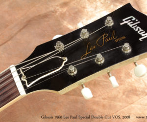 2008 Gibson 1960 Les Paul Special Double Cut VOS (consignment) SOLD