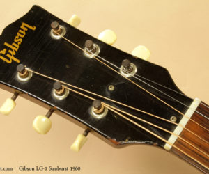1960 Gibson LG-1 Sunburst (consignment) NO LONGER AVAILABLE