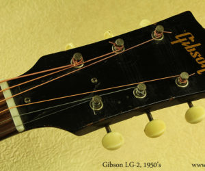 Gibson LG-2 early 1950's (consignment) SOLD