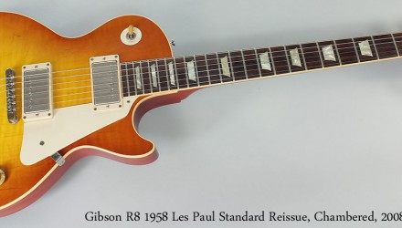 Gibson-R8-1958-Les-Paul-Standard-Reissue-Chambered-2008-Full-Front-View