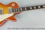 2008 Gibson R8 1958 Les Paul Standard Reissue (SOLD)