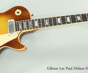 SOLD!!! 1976 Gibson Les Paul Deluxe Sunburst