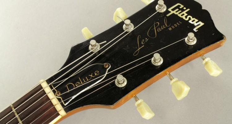 Gibson-Les-Paul-Deluxe-Sunburst-1972-head-front