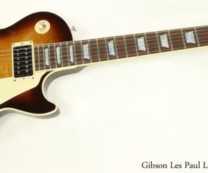❌ SOLD ❌  Gibson Les Paul Less Plus Sunburst, 2015