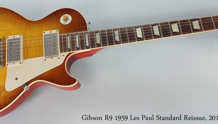 Gibson-R9-1959-Les-Paul-Standard-Reissue-2010-Full-Front-View