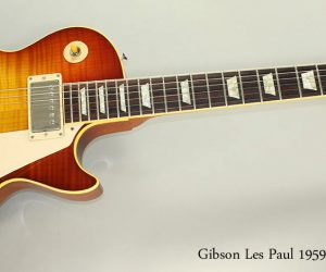 SOLD!!! 1999 Gibson Les Paul 1959 Reissue