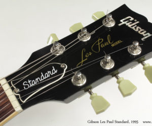 1995 Gibson Les Paul Standard (consignment) No Longer Available