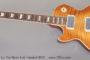 2012 Gibson Les Paul Standard Left Handed  SOLD