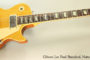 SOLD!!! 1980 Gibson Les Paul Standard, Natural