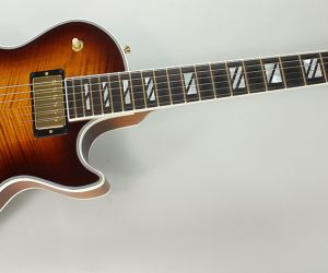 2011 Gibson Les Paul Supreme Desert Burst (SOLD)