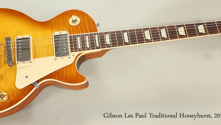 Gibson-Les-Paul-Traditional-Honeyburst-2016-Full-Front-View