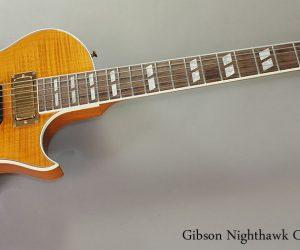 1997 Gibson Nighthawk Custom (SOLD)