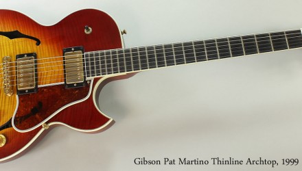 Gibson-Pat-Martino-Thinline-Archtop-1999-Full-Front-View