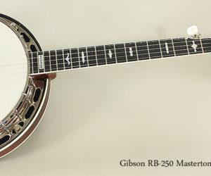 ❌SOLD❌ 2005 Gibson Mastertone RB-250 Banjo