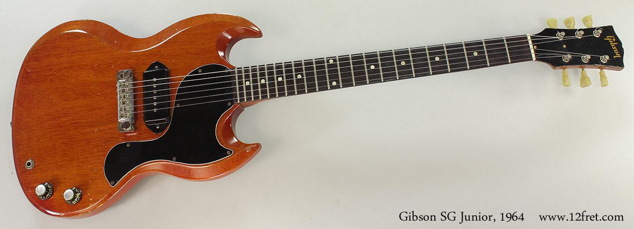1964 Gibson Sg Junior