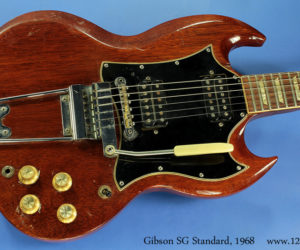 Gibson SG Standard 1968  (consignment)  SOLD